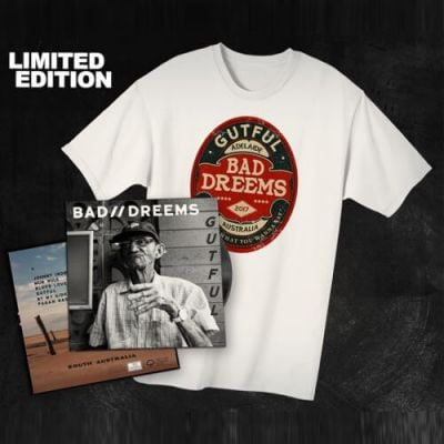 'Gutful' Limited Edition Vinyl + t-shirt bundle